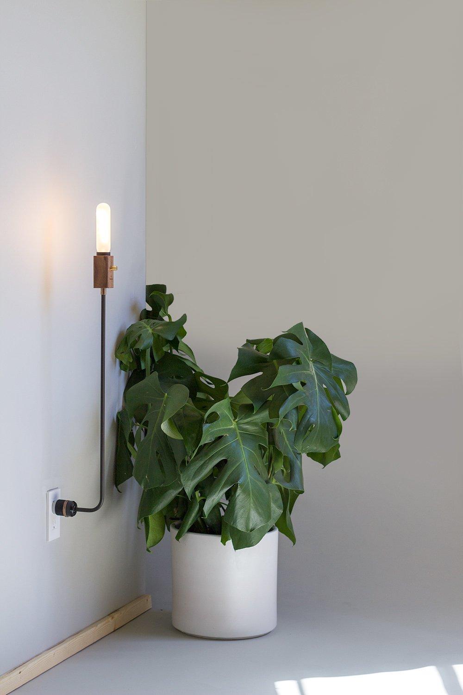 #studiofeltmark #waldplug #lamp #lighting #interior #modern   60+ Modern Lighting Solutions by Dwell