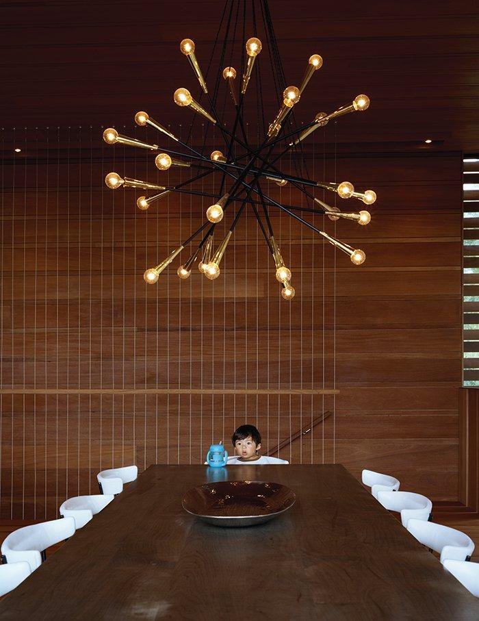 #sputnikchandelier #chandelier #rewire #losangeles #lighting #interior #modern
