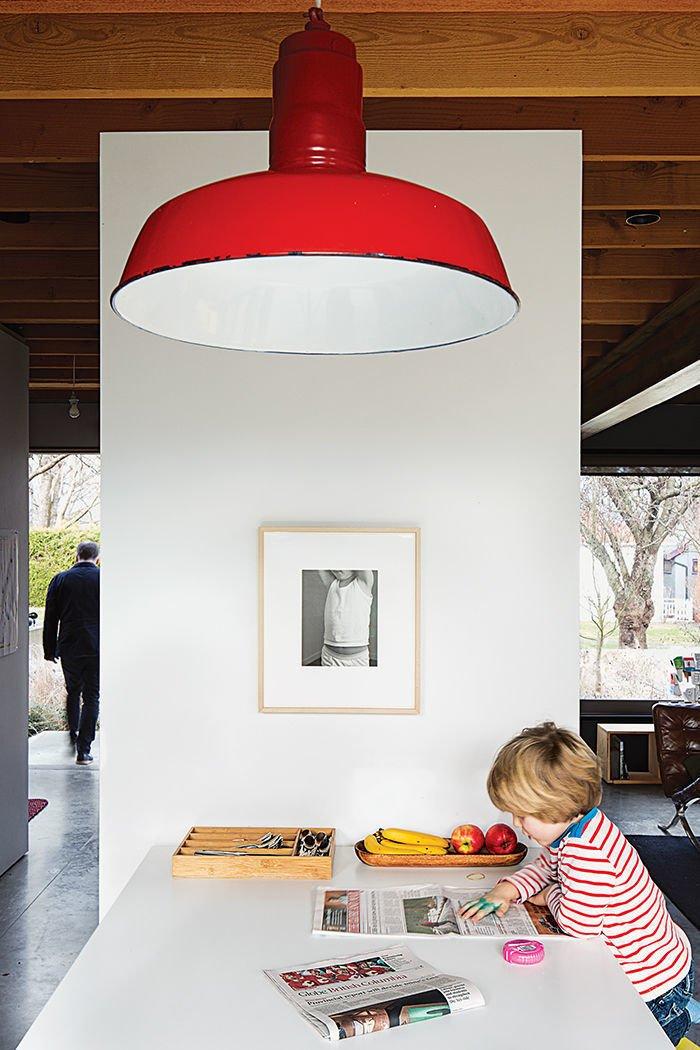 #interior #modern #inside #design #interiordesign #lighting #lightingdesign #pendantlight #red #color #redlight
