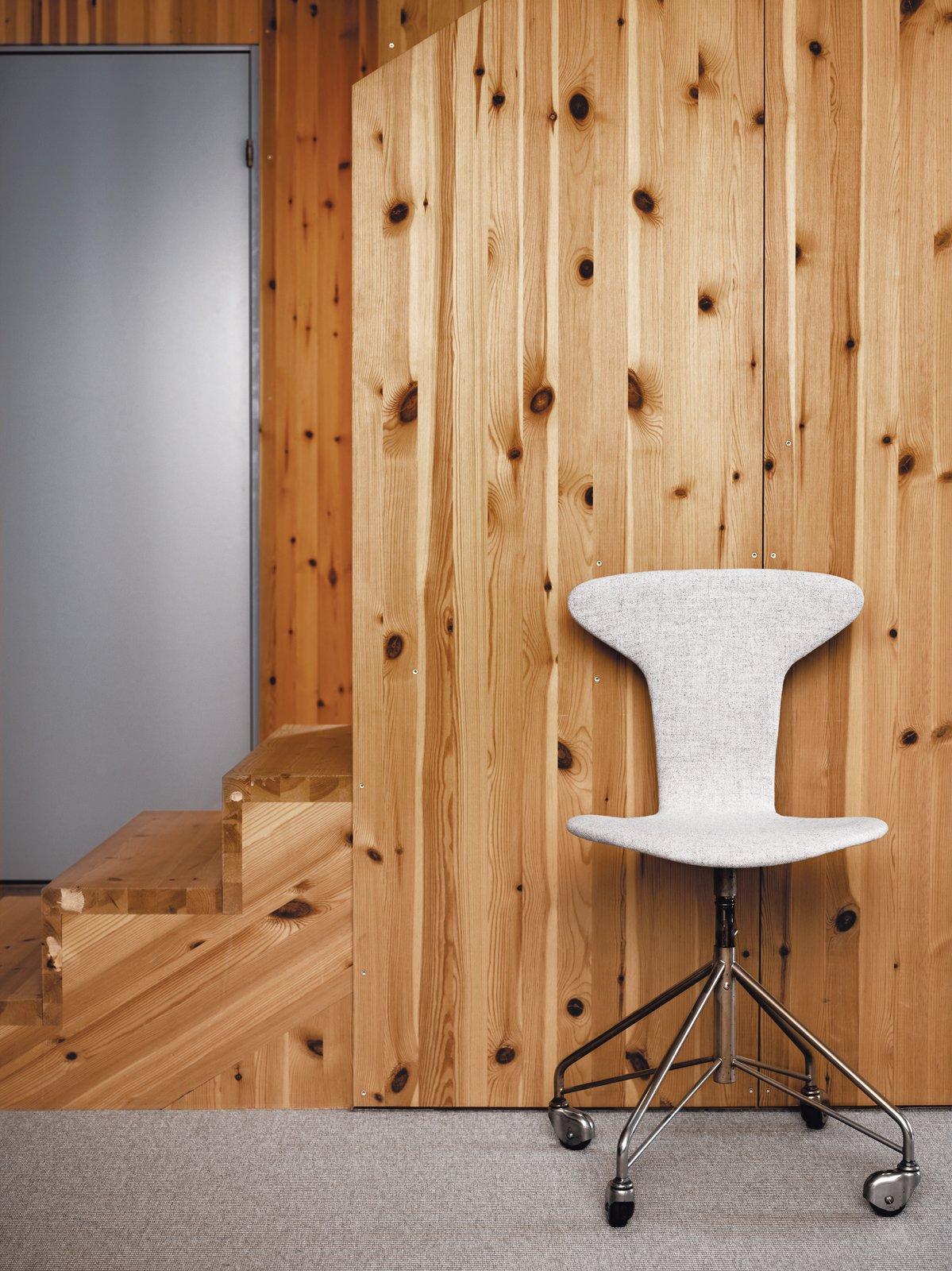 #seatingdesign #chair #wood #modern #pine #stairs #Sweden #BornsteinArkitekter #interior #inside  100+ Best Modern Seating Designs by Dwell