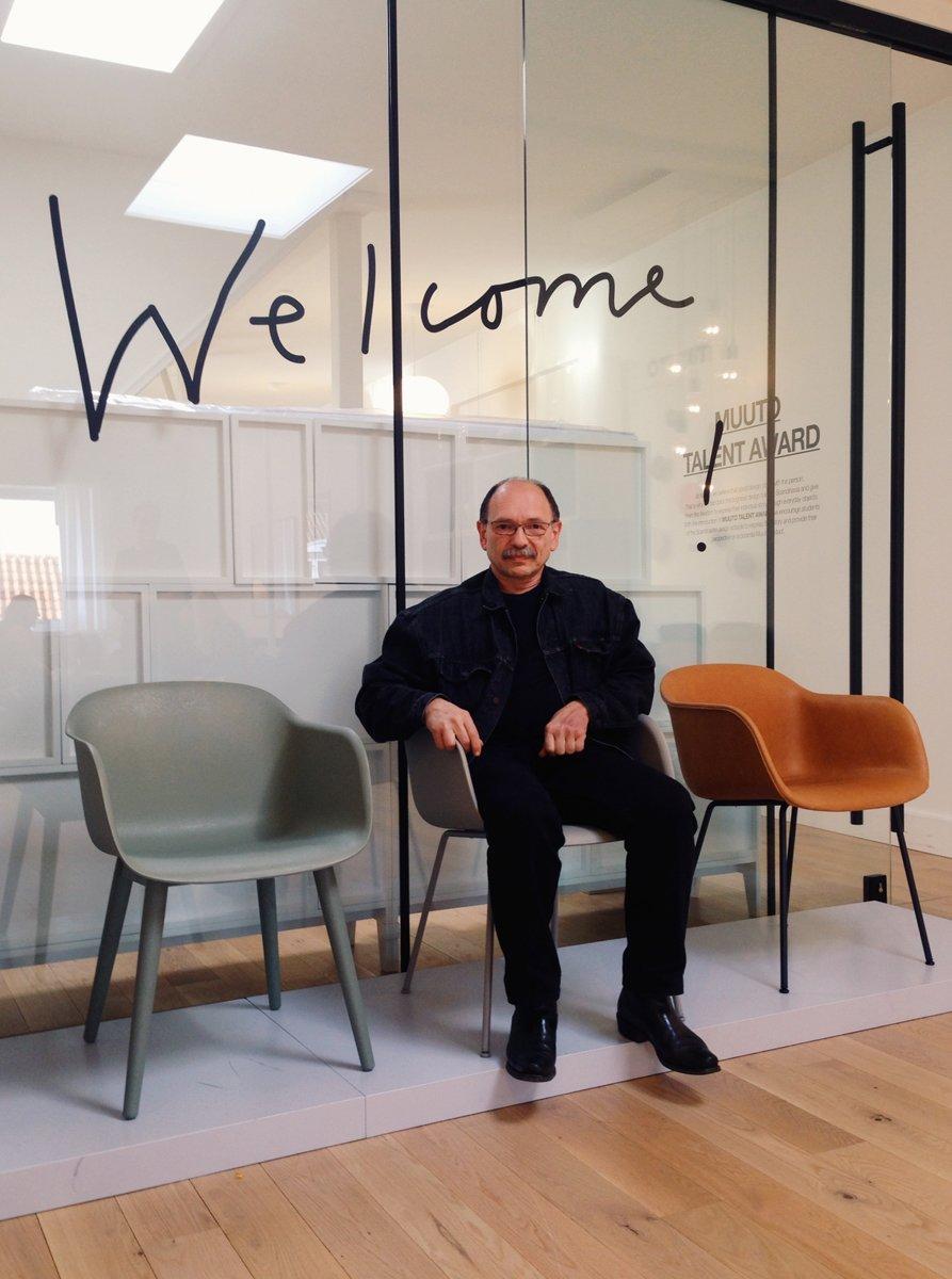 #seatingdesign #chair #Muuto #Copenhagen #fiberchair #BorisBerlin #Eamesinspired #modern #wood #steel #sled #swivel #recyclable #ecofriendly #green   100+ Best Modern Seating Designs by Dwell