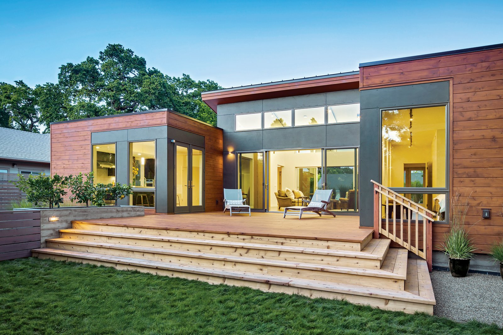 "Blu Homes cofounder Bill Haney considers his company's mission to be twofold: ""Prefab 2.0 means using technology to serve customers more efficiently and provide the highest possible customer service.""  Photo 1 of 1 in Prefab Builder Blu Homes to Disrupt the Construction Industry"
