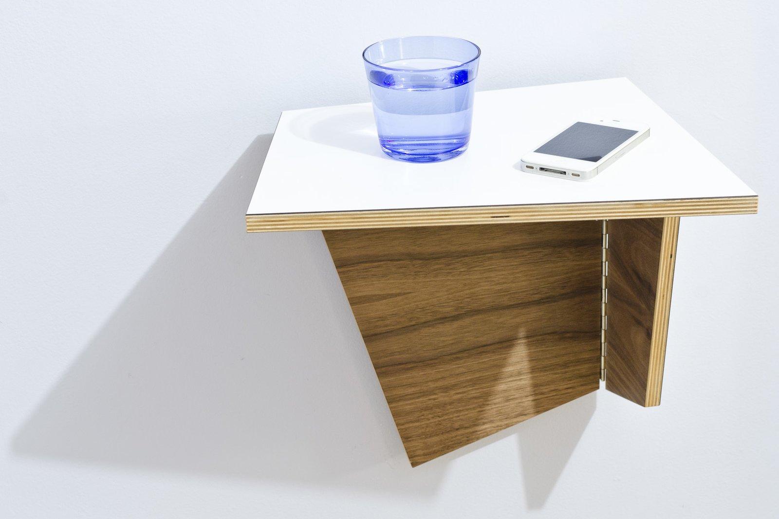 The easy-assembly Flip Shelf.