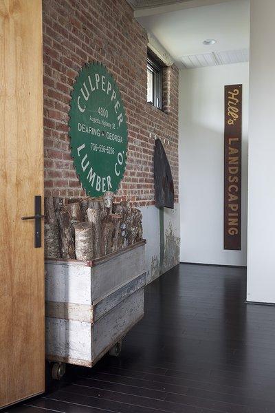 Family-Friendly Renovation of a Brick Warehouse in Alabama - Photo 13 of 13 -