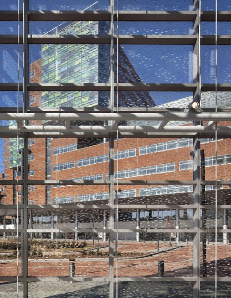 "The Johns Hopkins Hospital's new building, the Charlotte R. Bloomberg Children's Center, brought an empathetic and curatorial eye to civic architecture by inviting 70 artists to create more than 500 on-site installations. ""The intent (and hope) of the art and architecture program was to uplift the spirit of the patient and the visitor as they arrive here at the hospital, to relieve that initial stress."""