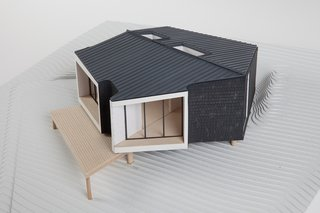 Circular Affordable Housing Prototype - Photo 1 of 3 -