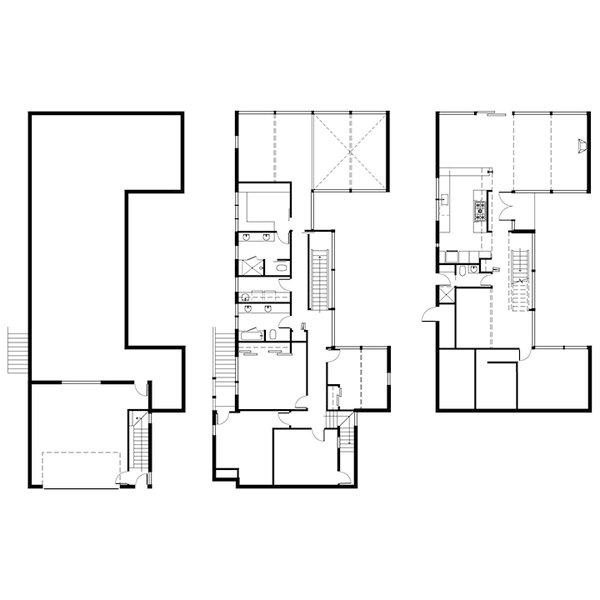 The Aqua Lair Floor Plan