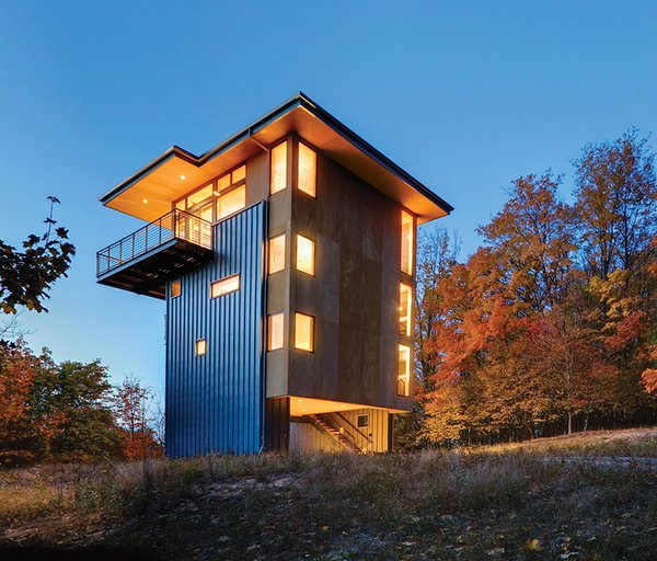 101 Best Modern Cabins Dwell