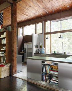 Modern Sustainable Kitchen Renovation in Pennsylvania - Photo 1 of 2 -