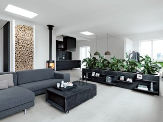 Converted Loft Fit for a Modern Family in Copenhagen - Photo 4 of 8 -
