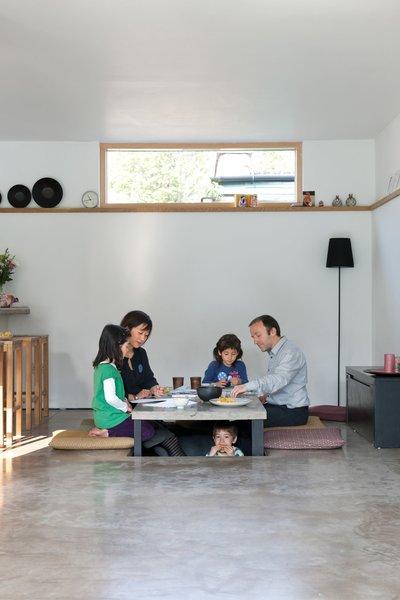 Habitat Floor Lamp Oak