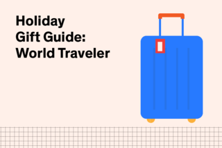 26 Gift Guides for ALL Your Holiday Shopping Needs - Photo 14 of 27 - Even the most airline-mile-hoarding world traveler has to come home sometime, so we've rounded up a bevy of gifts from global artisans to inspire wanderlust every day.