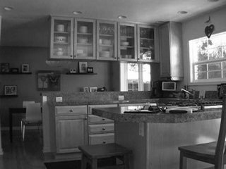 """A Completely Dysfunctional Nevada Kitchen Becomes Everyone's Favorite Spot for Parties - Photo 5 of 11 - """"We had all these little apertures. I thought, 'How can we clean that up so we get that indoor/outdoor effect?'""""—Jack Hawkins, architect"""