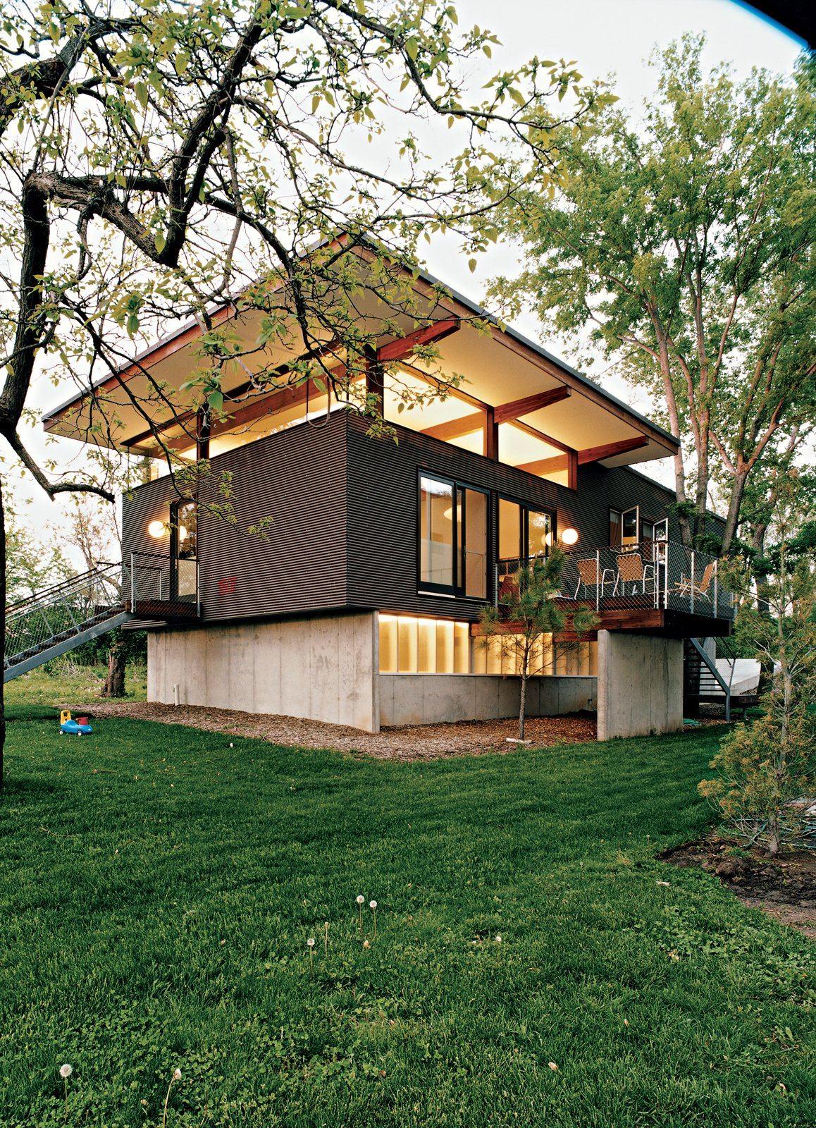 Kc modern homes tour