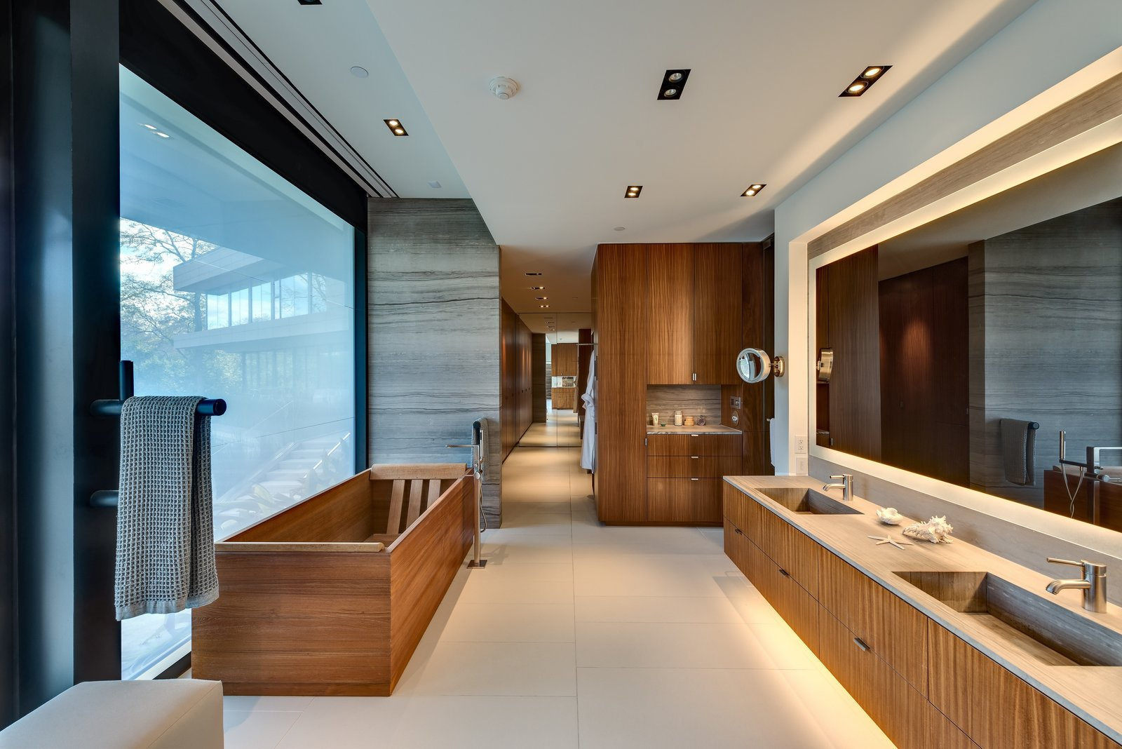 One Of These Ultra Modern Bathrooms Could Be The Escape Of Your Dreams