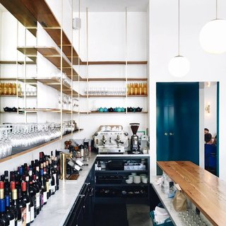 Photo of the Week: A Spot-On L.A. Bar Design That Combines Old School with New School - Photo 1 of 1 -