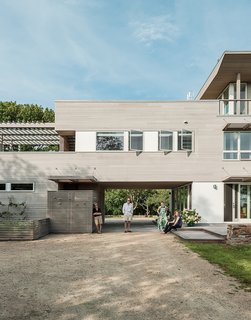 How to Take a Dwell Photo - Photo 16 of 19 - Resolution: 4 Architecture designed a Fishers Island home with warm cedar siding and white windows as a nod to the regional New England vernacular.