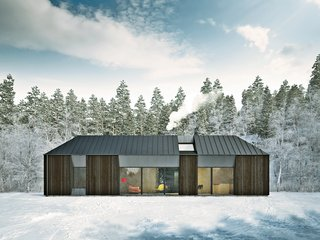 Claesson Koivisto Rune's Scandinavian Prefab Prototype - Photo 2 of 4 -