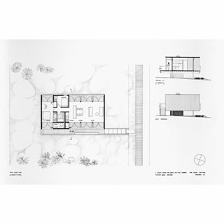 A Look at Richard Meier's Iconic Lambert House - Photo 4 of 5 -