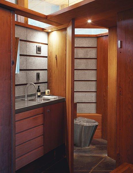 60 best modern bathroom design photos and ideas dwell for Dwell bathroom designs