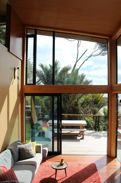 A Little Kiwi Beach House Beefs Up Big Time