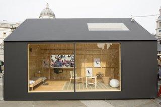 Four Designers Reimagine the Home in London's Trafalgar Square - Photo 2 of 12 -