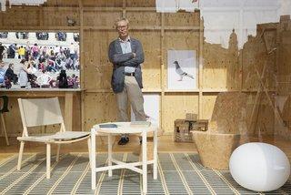 Four Designers Reimagine the Home in London's Trafalgar Square - Photo 4 of 12 -