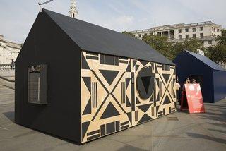 Four Designers Reimagine the Home in London's Trafalgar Square - Photo 5 of 12 -