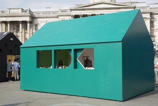 Four Designers Reimagine the Home in London's Trafalgar Square - Photo 7 of 12 -