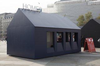 Four Designers Reimagine the Home in London's Trafalgar Square - Photo 10 of 12 -