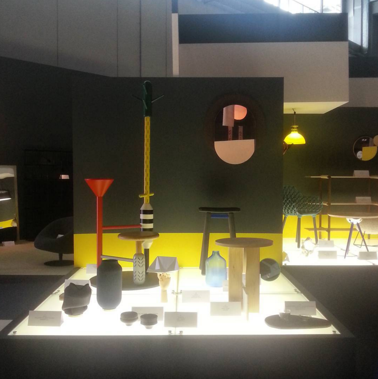 At Salone Satellite, we're enjoying work by emerging designers from Mexico to Mauritius.  Editors' Picks from Salone del Mobile 2016: Day One by Dwell