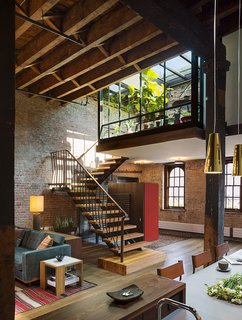 10 Remarkable Warehouse-to-Home Transformations - Photo 1 of 10 - New York
