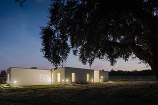 This Vineyard Hideout Is One With the Land—Literally - Photo 1 of 7 -