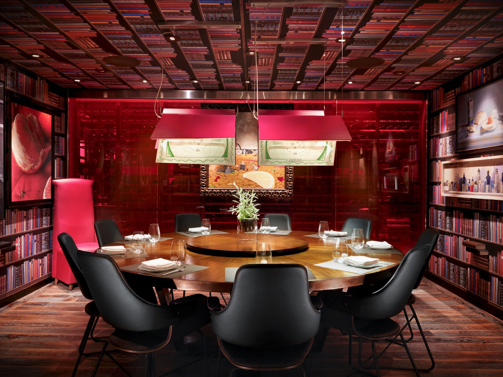 The 10 Best Designed Restaurants In America Collection Of