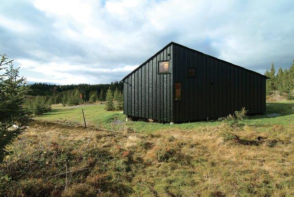 Cabin Nordmarka, 2006. Image by Nils Petter Dale.