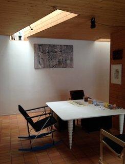 Behind the Scenes: Finnish Designer Yrjo Kukkapuro at Home - Photo 9 of 9 -