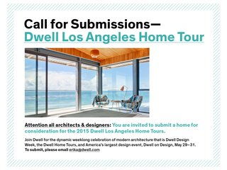 Call for Submissions: Dwell Los Angeles Home Tour - Photo 2 of 2 -