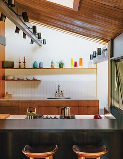 Midcentury Renovation in Portland Capitalizes on Nature with Seven Doors to the Outside - Photo 6 of 19 -
