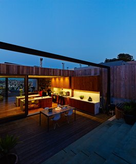 Striking Slatted Wood and Glass Home in San Francisco - Photo 15 of 17 -
