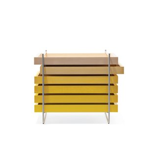Four Danish Designers You Need to Know Now - Photo 7 of 9 - The sunny Tool Box by Line Depping, which landed her a spot in Dwell's 2012 class of Young Guns, melds beauty and utility.