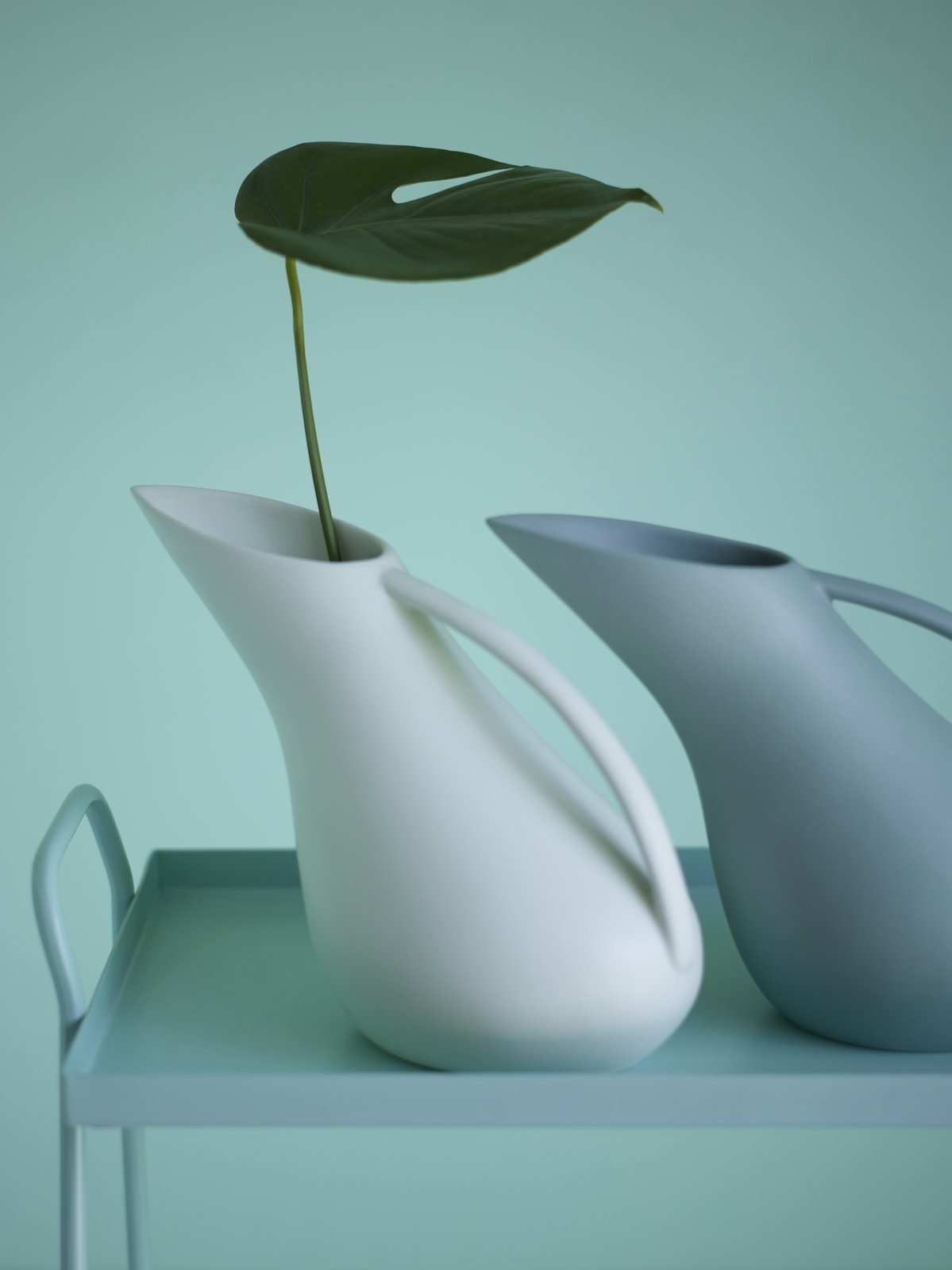 The Krum vase/pitcher from the same collection.  Photo 7 of 7 in Norwegian Ceramics Studio in an Old Ski Factory