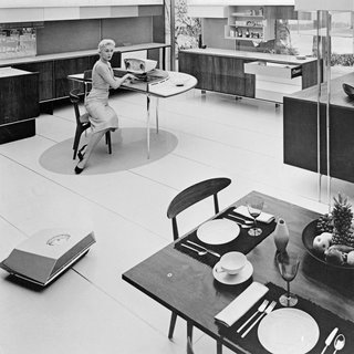 KITCHEN SCIENCE<br><br>The nephew of food guru Elizabeth David, Grey found validation for his design approach in the field of neuroscience.