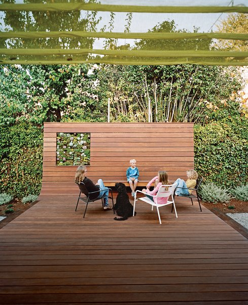"Set up mini-rooms<br><br>Invest some time to create a series of garden rooms or areas. If your outdoor space allows for furniture consider setting up a few chairs in one area and a bench in another. Small spaces can still have ""rooms"" with a simple piece of sculpture, grouping of containers or a bird bath. If your buget allows, outdoor structures like arbors or pergolas can add height and movement to the rooms and help create more established areas."