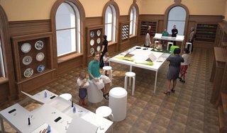 Cooper-Hewitt National Design Museum Renovation - Photo 2 of 2 -