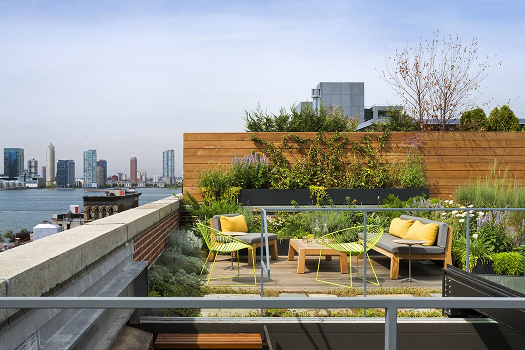 There are still a few tickets available for this year's Dwell Manhattan Home Tour on Saturday, October 11. This self-guided tour of five private modern homes in Manhattan is also eligible for .5 AIA CEUs.  Loft by David Christopher Kinikin from Dwell Design Week Celebrates New York