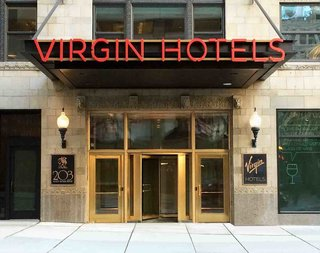 First-Ever Virgin Hotel Opens Stateside in Chicago - Photo 2 of 8 -