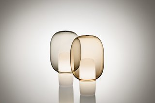 """10 Ways to Bring a Little """"Hygge"""" Into Your home - Photo 9 of 10 - Yoko lamp by Anderssen & Voll for Foscarini (2013)"""