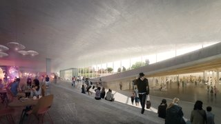 BIG Presents New Vision for Smithsonian Campus in Washington - Photo 2 of 8 -