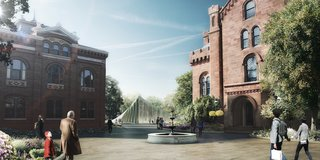 BIG Presents New Vision for Smithsonian Campus in Washington - Photo 3 of 8 -