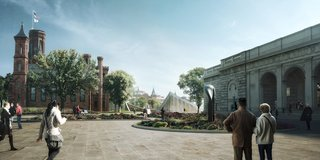 BIG Presents New Vision for Smithsonian Campus in Washington - Photo 4 of 8 -